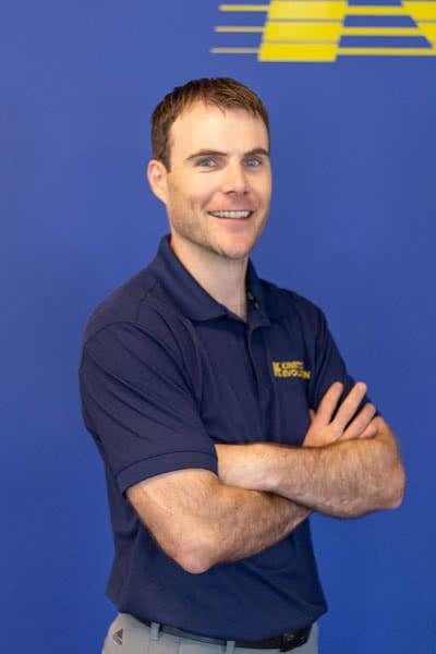 Chiropractor Jeff Staheli