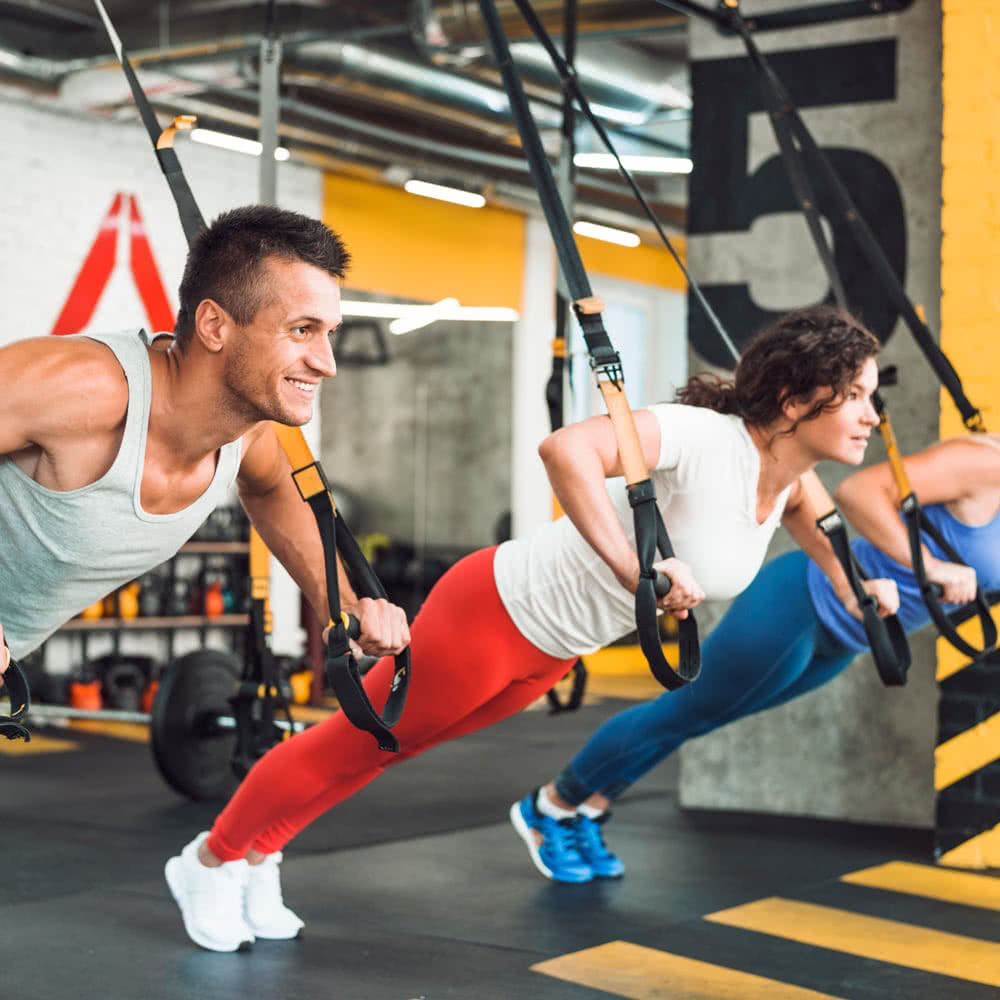 Kelowna Small Group Fitness Training